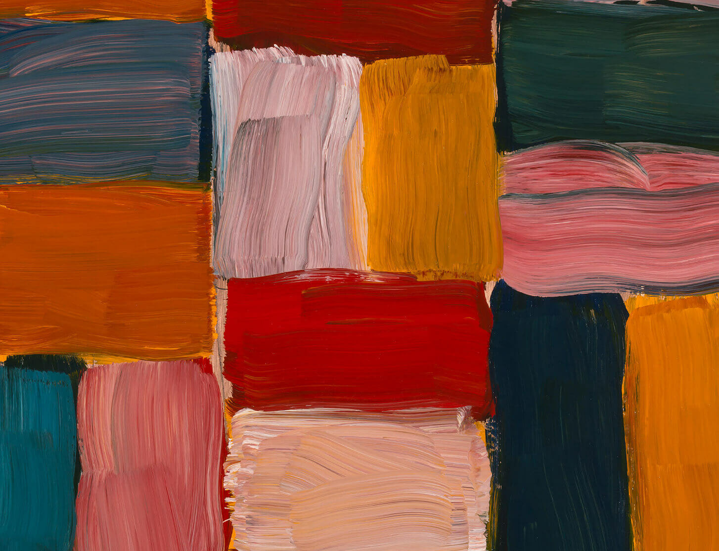 Sean Scully exhibition to open at Forum Paracelsus, St Moritz