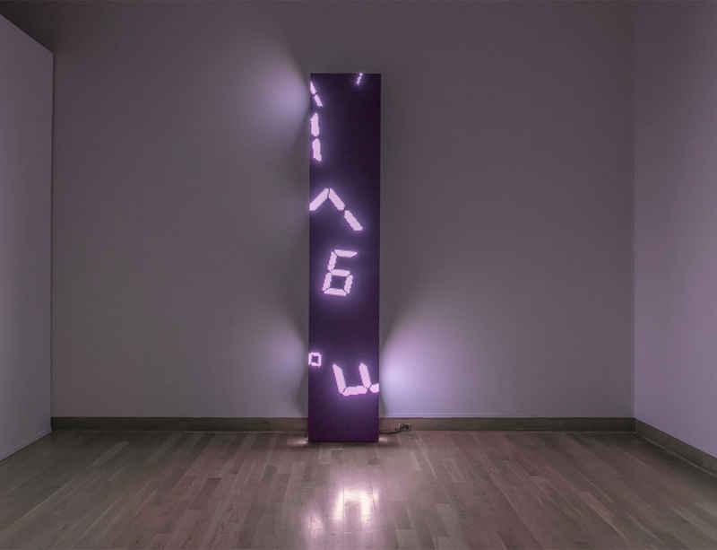 Watch now: Tatsuo Miyajima in conversation at Santa Barbara Museum of Art