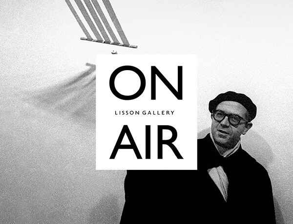 Listen again to the 'Lisson... ON AIR' podcast series