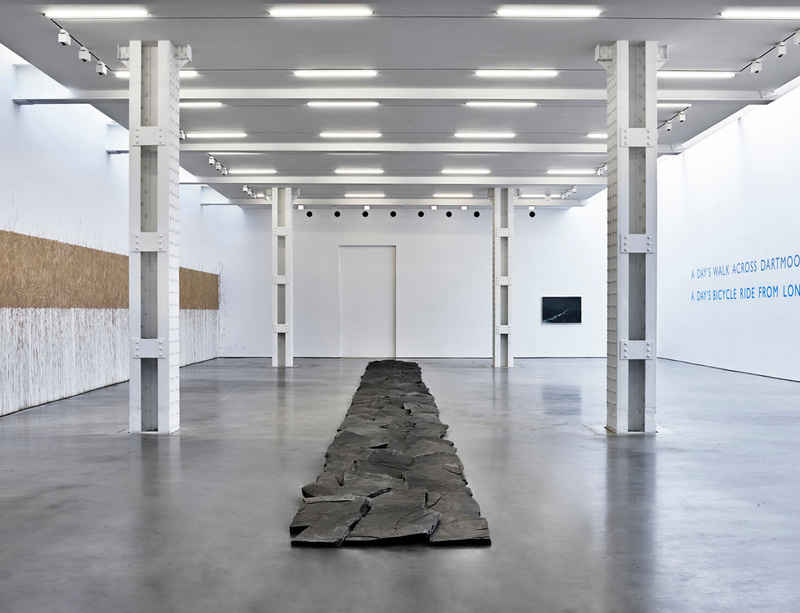 Richard Long's 'FROM A ROLLING STONE TO NOW' in Virtual Reality