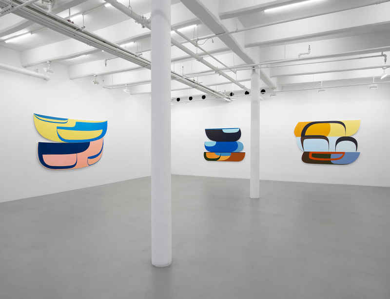 Joanna Pousette-Dart's first Lisson Gallery exhibition in Virtual Reality