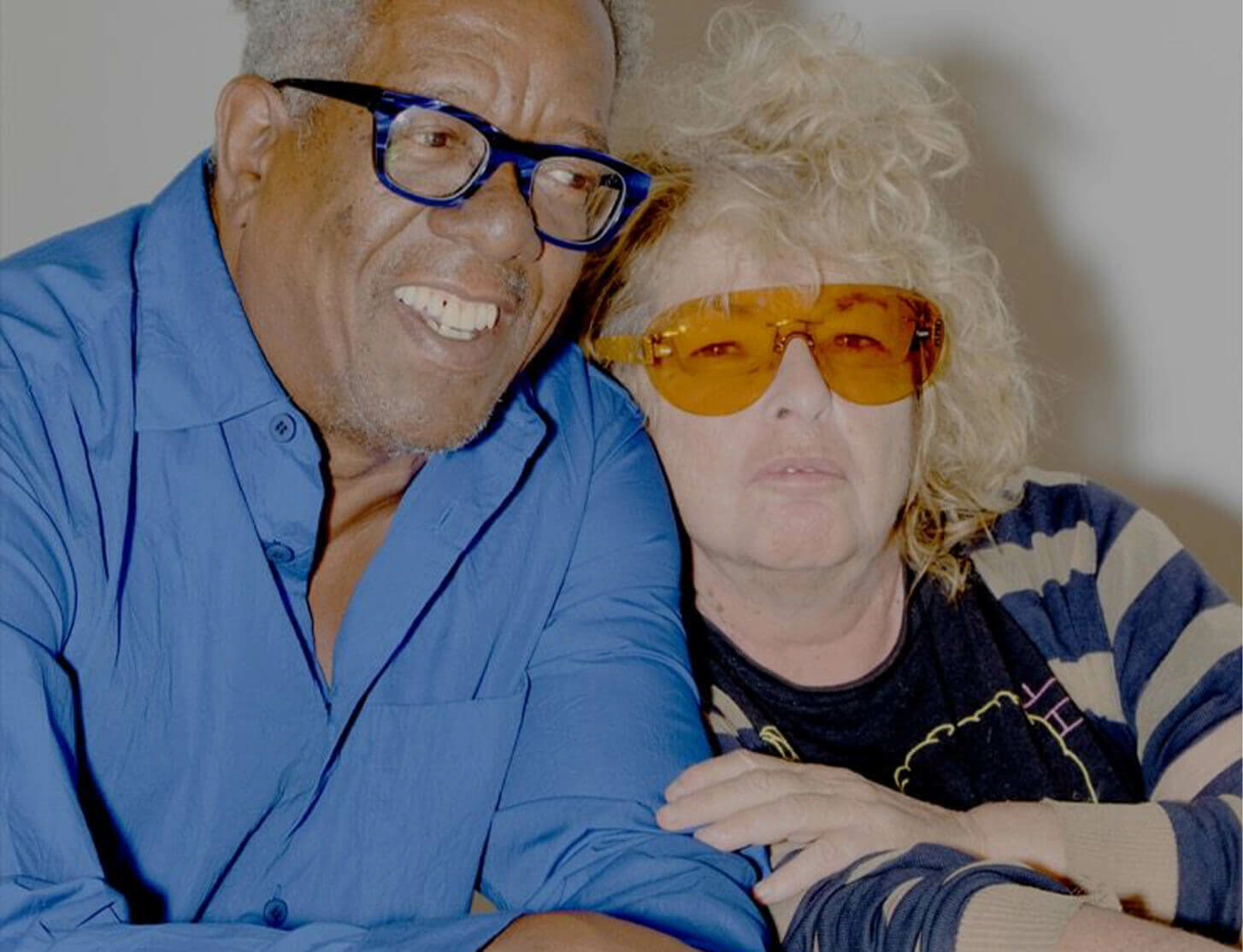 How Two offbeat artists made New York their own - Joyce Pensato and Stanley Whitney in Interview Magazine