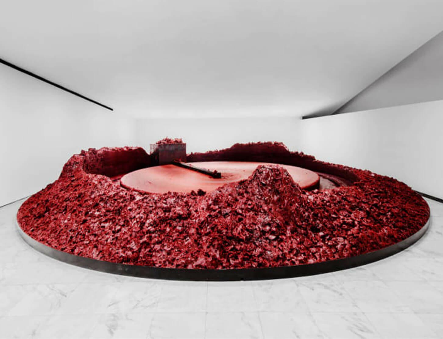 Outspoken artist Anish Kapoor opens retrospective in Beijing - CNN Style