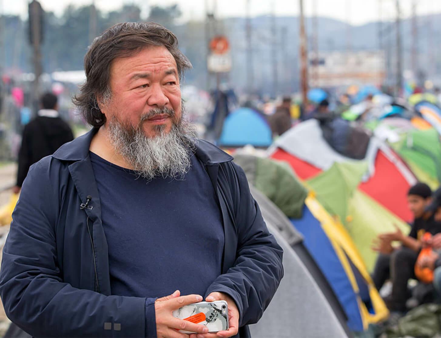 Watch now: Ai Weiwei 'Drifting' by Deutsche Welle TV
