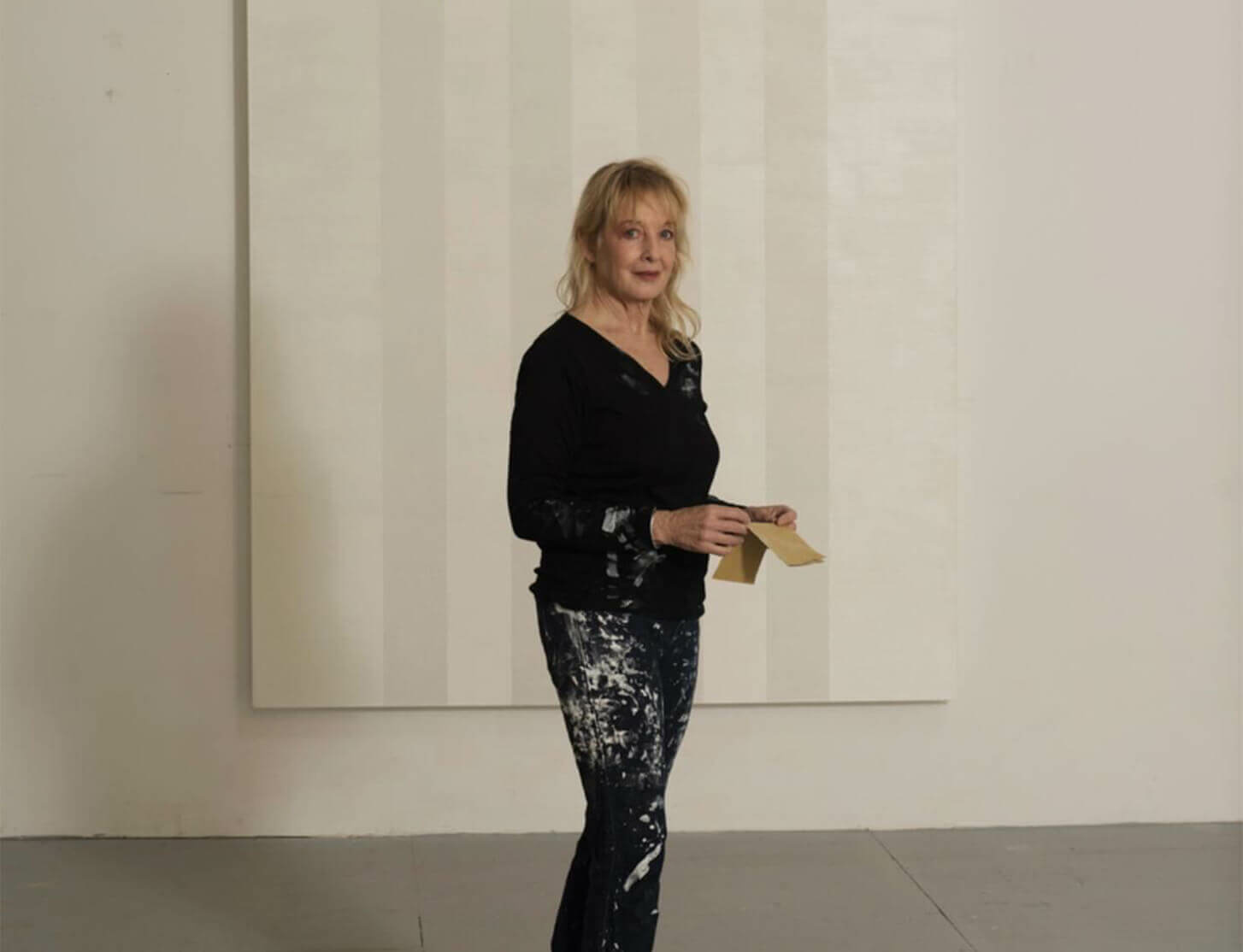 With Three New Shows, Artist Mary Corse is Finally Having Her Moment - WSJ