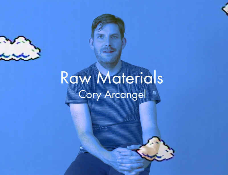 Watch now: Cory Arcangel on NOWNESS