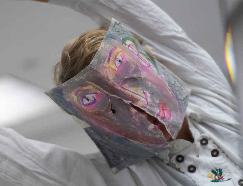The weird conceptual universe of the artist Laure Prouvost - Financial Times