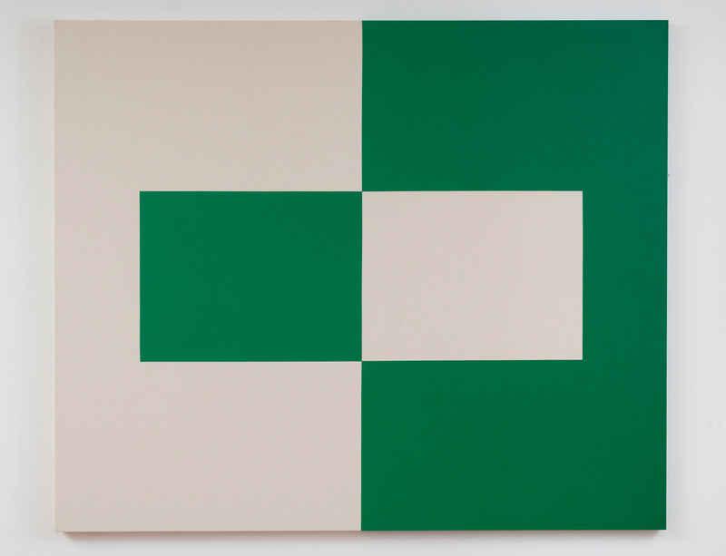 Watch now: Carmen Herrera's 'Alba, 2014' at the Perez Art Museum Miami