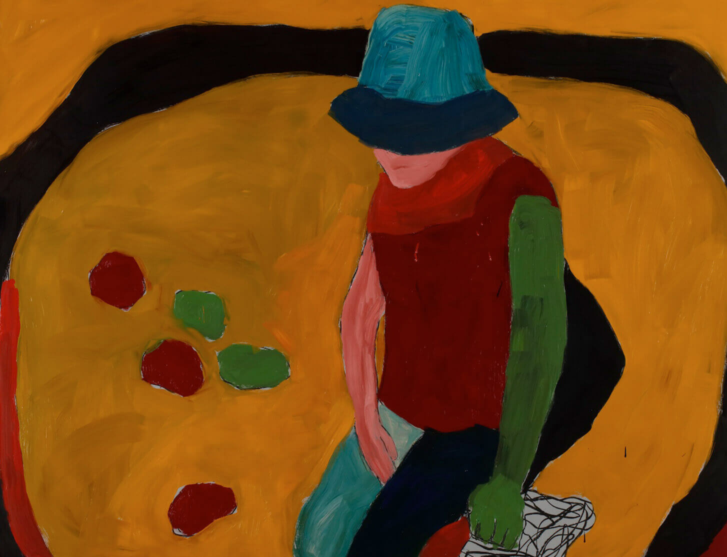 Sean Scully's Figurative Leap - Hyperallergic
