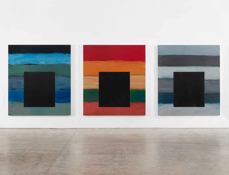 Sean Scully Closes His Windows - Interview in The New York Times