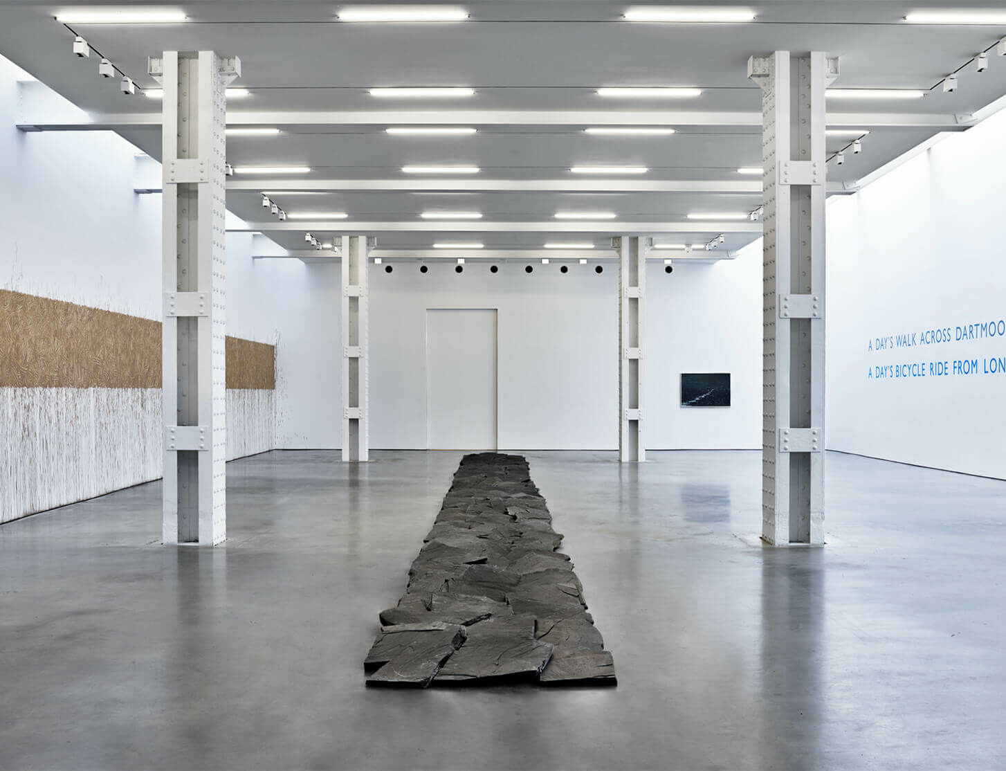 Richard Long Review in The Brooklyn Rail