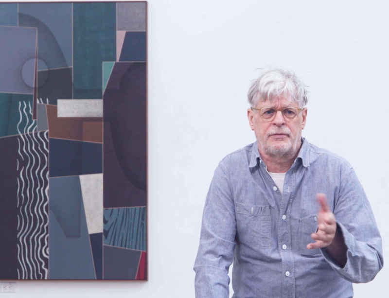 Watch now: Rodney Graham, 'Painting Problems'