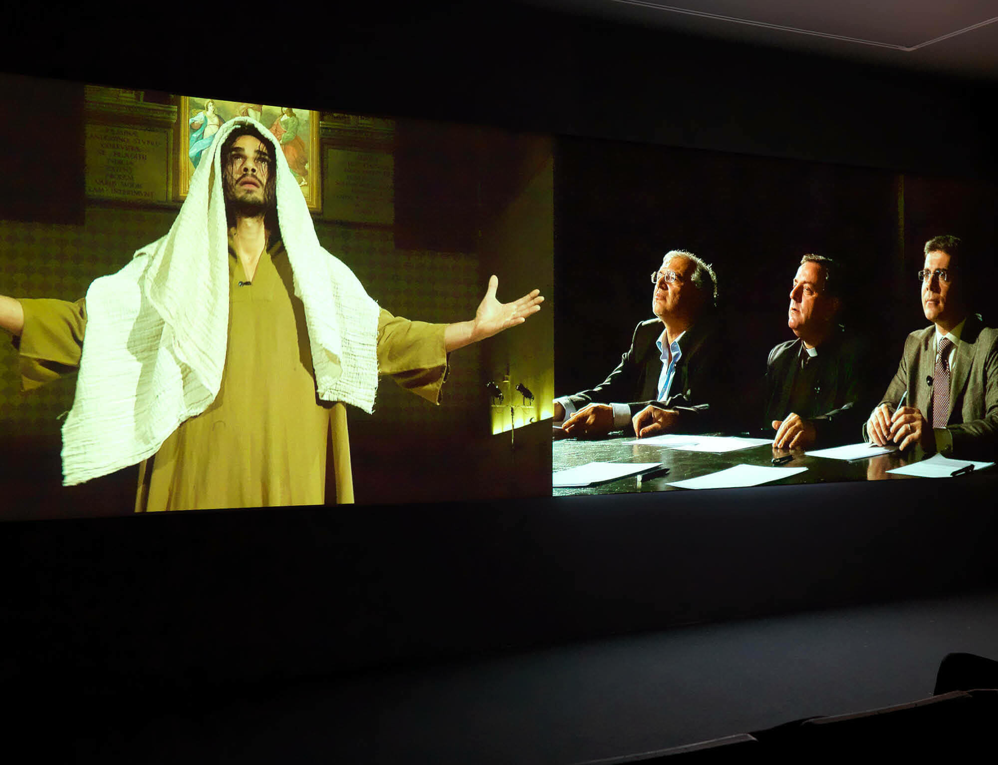 Spotlight Screenings: Casting Jesus by Christian Jankowski