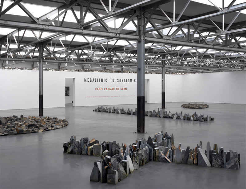 Watch now: Richard Long at the De Pont Museum