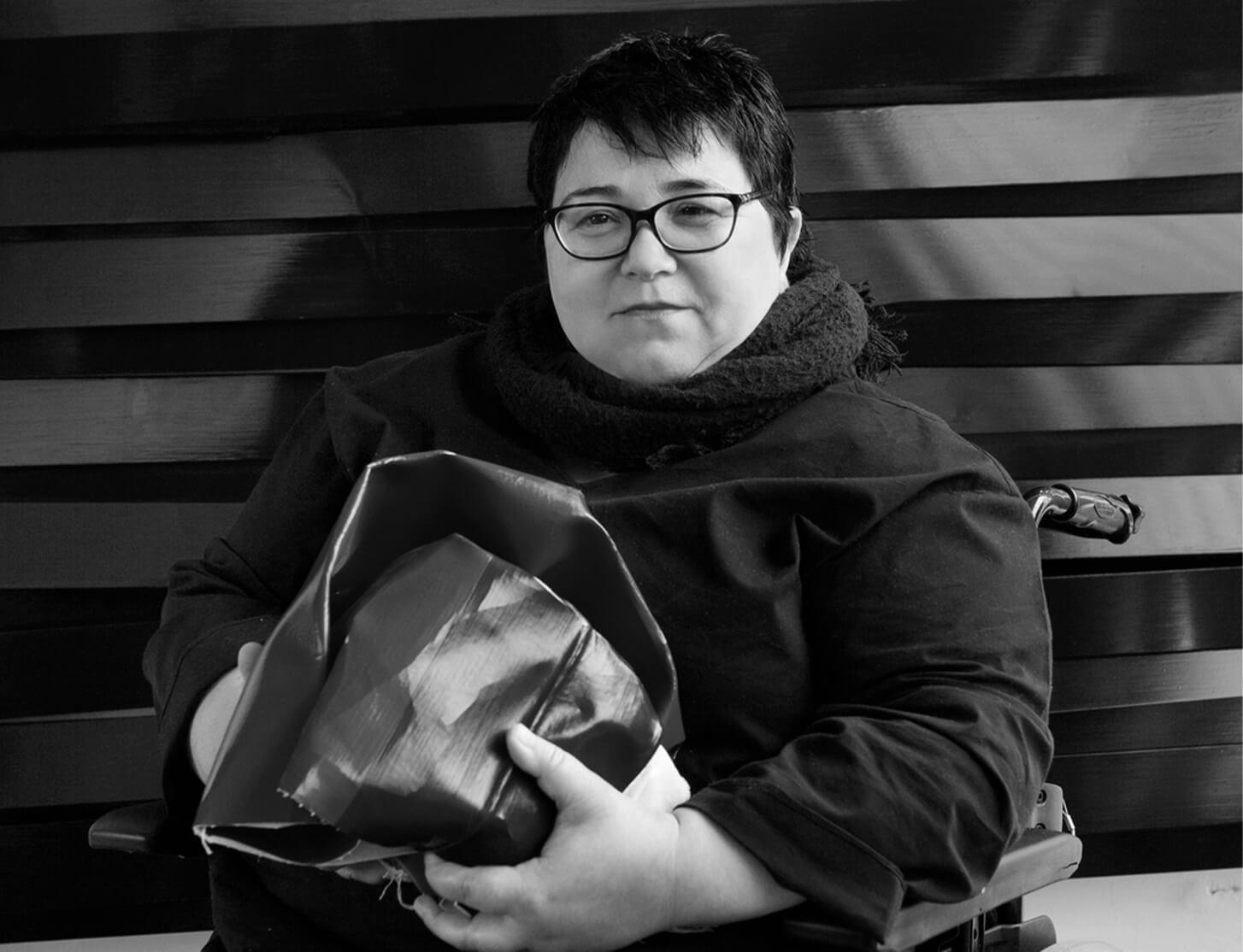Angela de la Cruz interviewed for The Gentlewoman