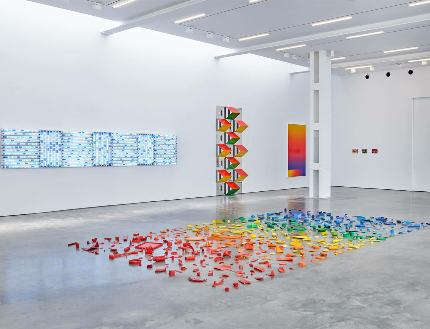 Lisson Gallery New York reopens with extended hours on Wednesday 22 July
