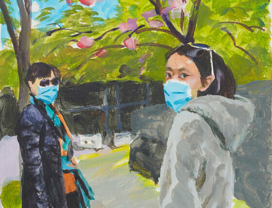'Four Art Gallery Shows to See Right Now' - Liu Xiaodong in The New York Times
