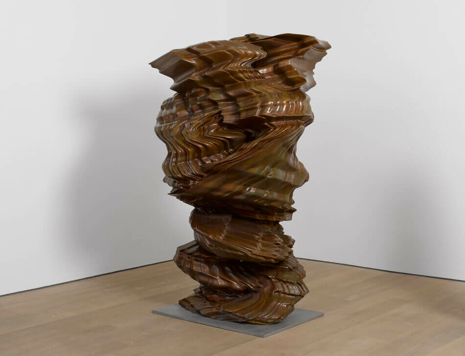 Tony Cragg solo exhibition opens at Schloss Museum Wolfenbüttel