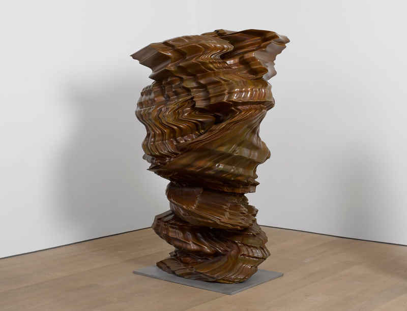 Tony Cragg solo exhibition opens at Schloss Museum Wolfenbüttel
