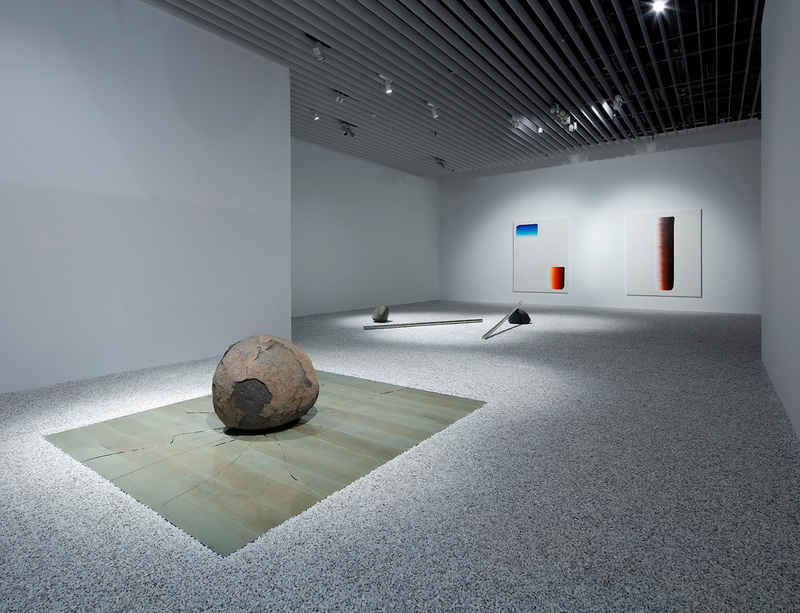 Lee Ufan and Tatsuo Miyajima in major group exhibition at Mori Art Museum