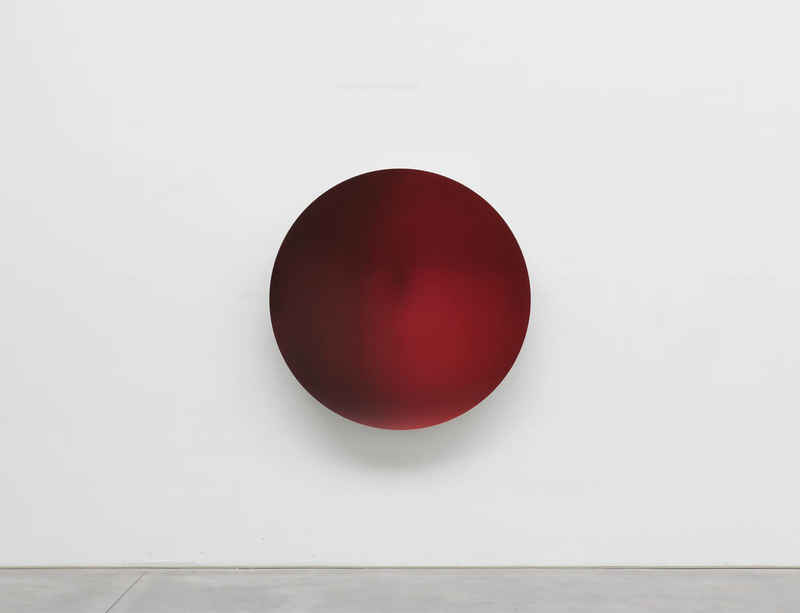Anish Kapoor at Lisson Gallery in East Hampton