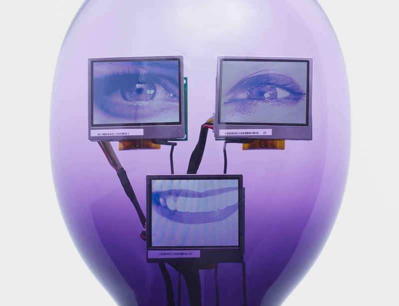 Tony Oursler – The New Social Environment with The Brooklyn Rail