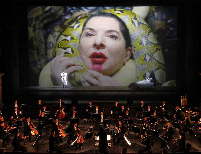 7 Deaths of Maria Callas – Marina Abramović's Opera Performance to be Live Streamed