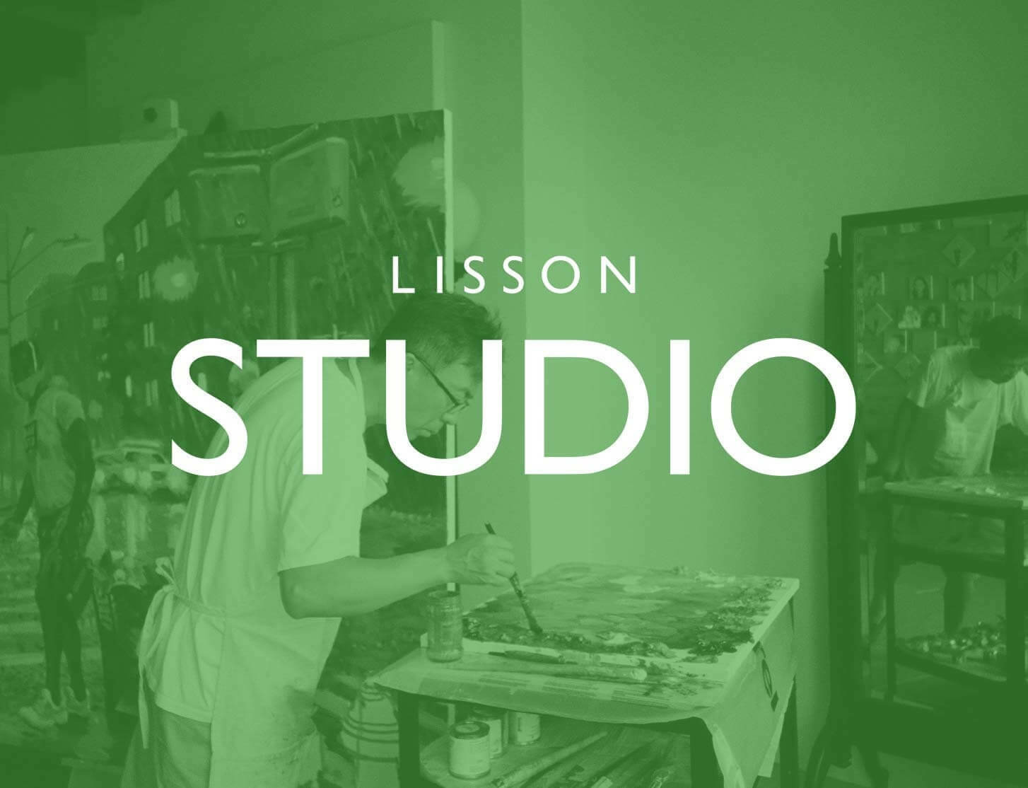 Lisson Studio: Liu Xiaodong paints June 2020, New York