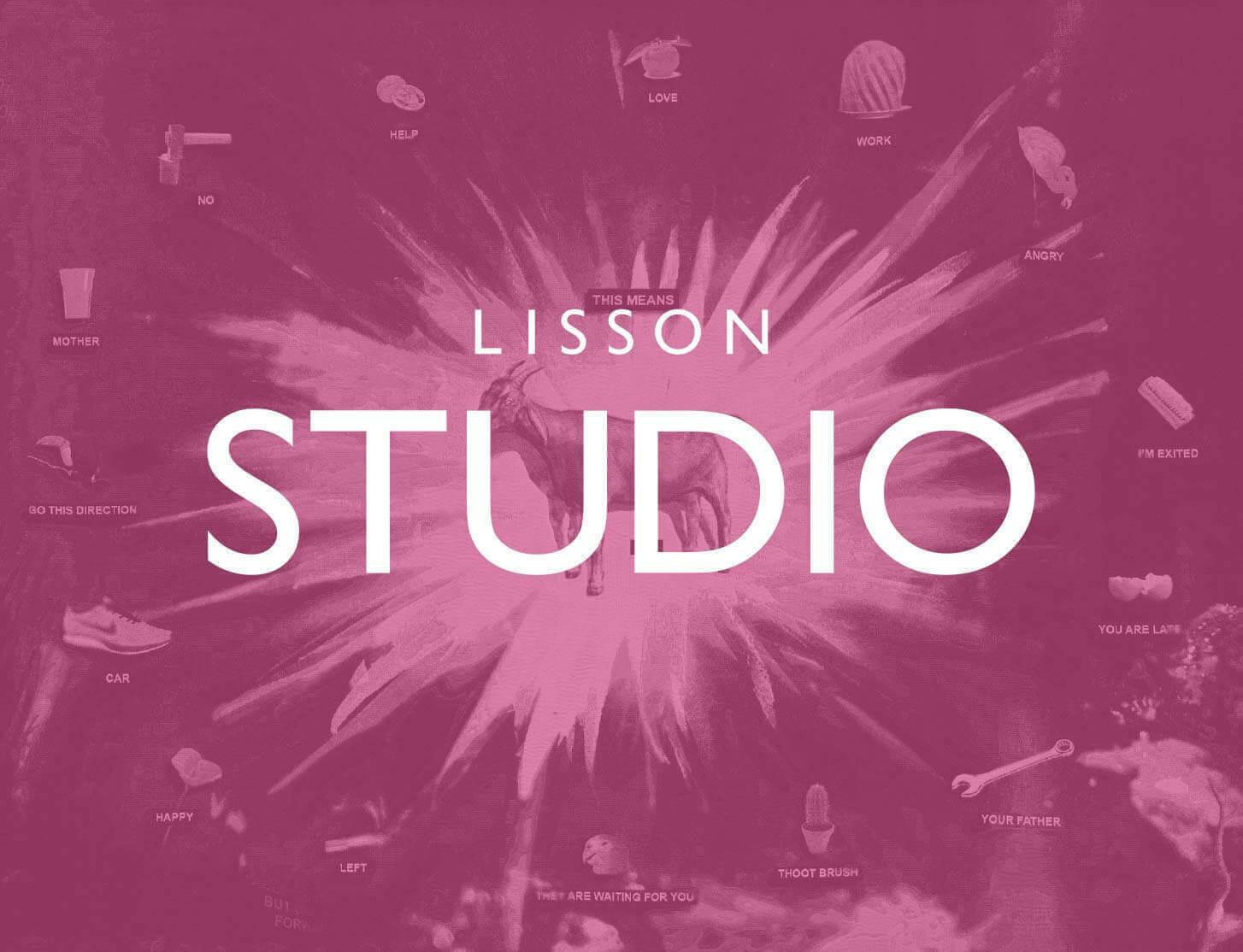 Lisson Studio: Learning Laure Prouvost's lexicon