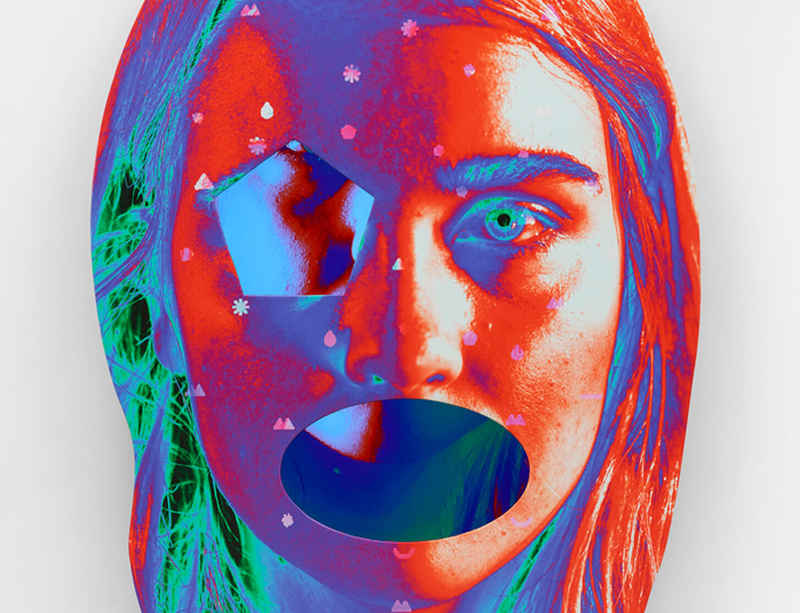 Tony Oursler at Lisson Gallery in East Hampton