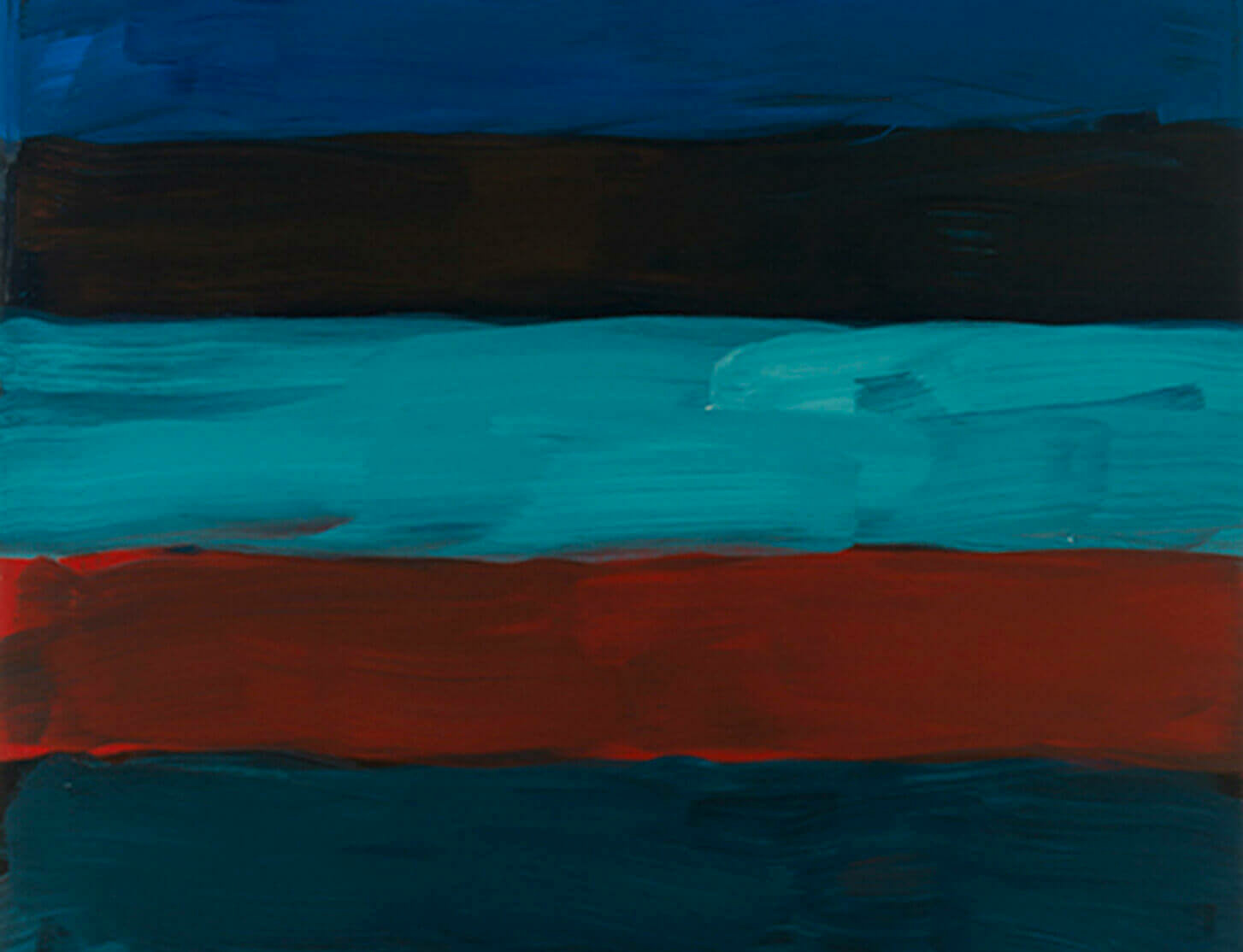 Sean Scully exhibition to open at Hungarian National Gallery's Museum of Fine Arts