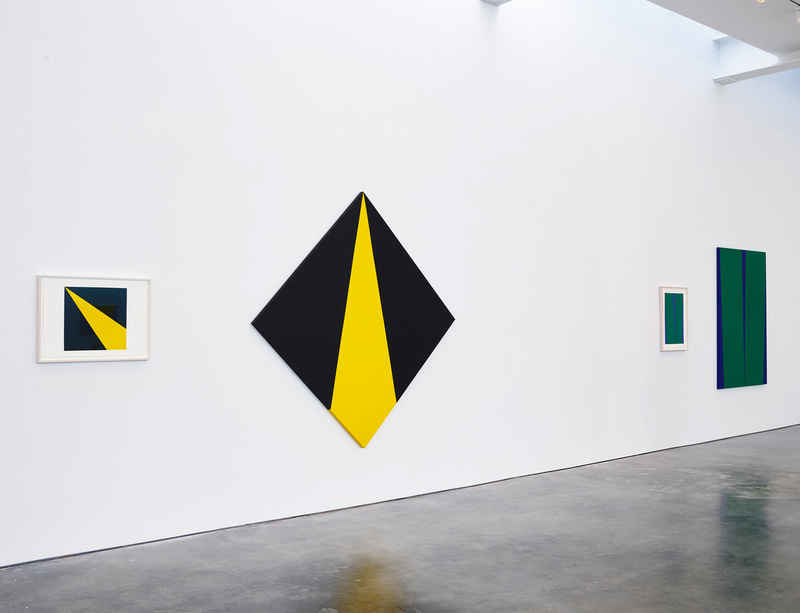 Watch now: Carmen Herrera 'Painting in Process' at Lisson Gallery New York