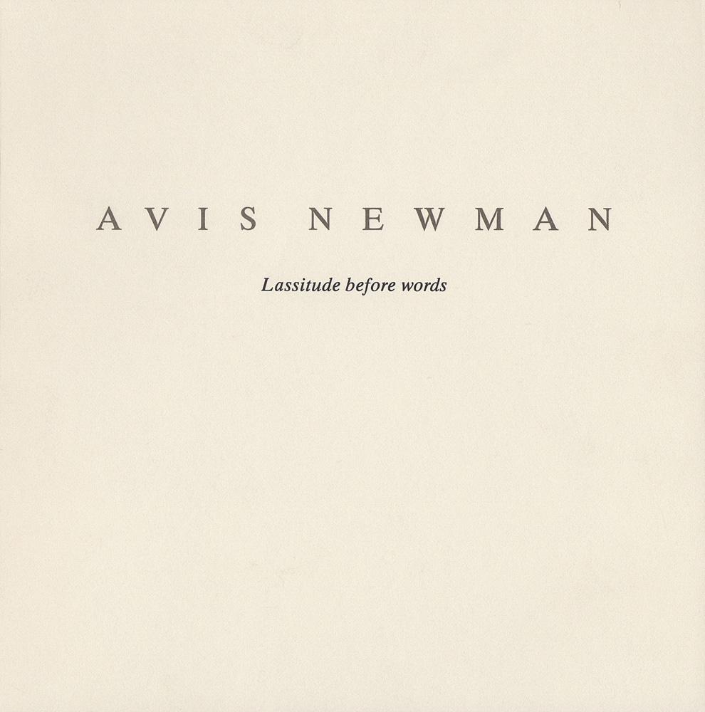 Avis Newman