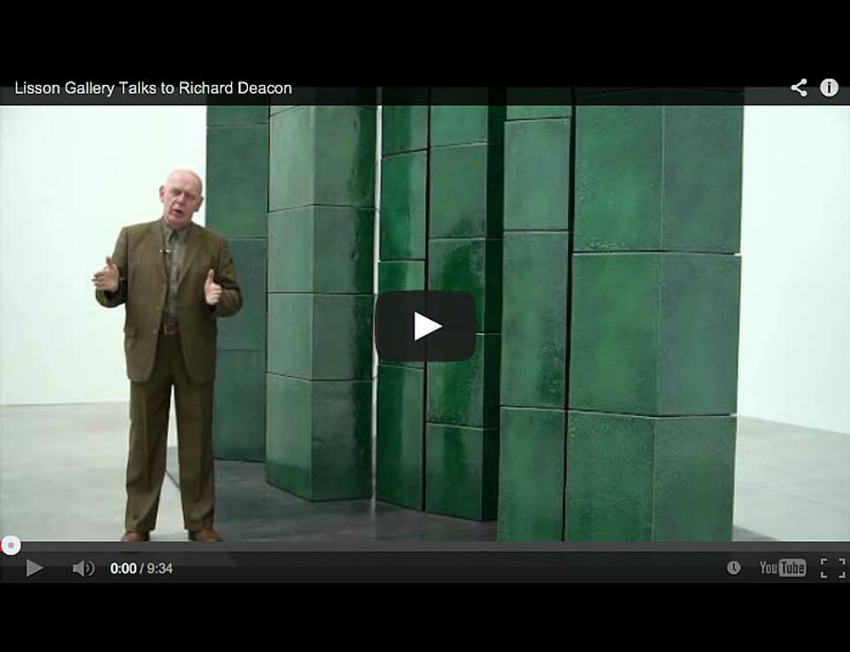 Lisson Gallery Talks to Richard Deacon