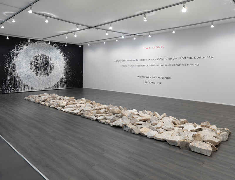 Frieze Masters 2013: Richard Long