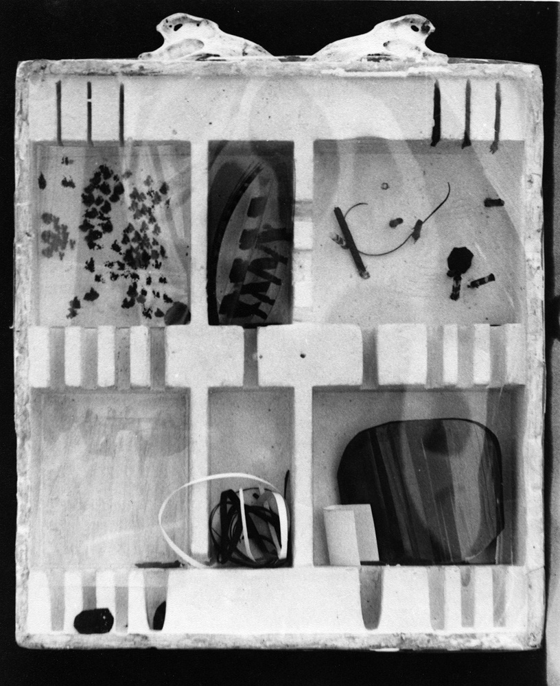 Audrey Barker: Compartments