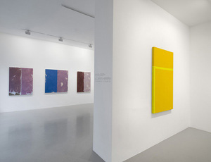 Peter Joseph and Carmen Herrera