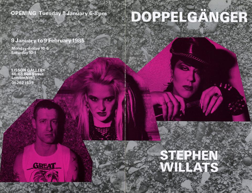 Stephen Willats: Doppelgänger