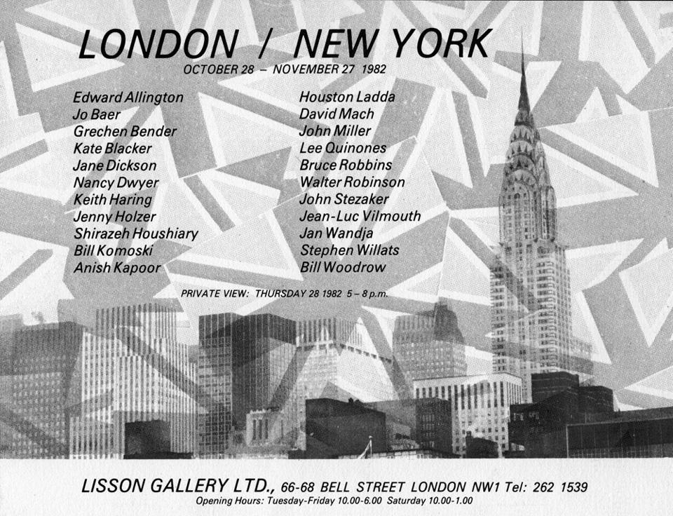 London/New York