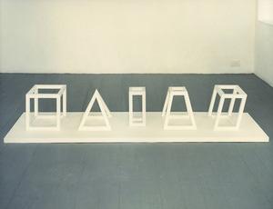 Sol LeWitt: Geometric Structures