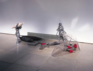 Richard Deacon and Thomas Schütte: Them and Us