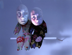 Tony Oursler: Talking Light