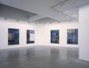 Art & Language: Hostages Paintings: The Dark Series