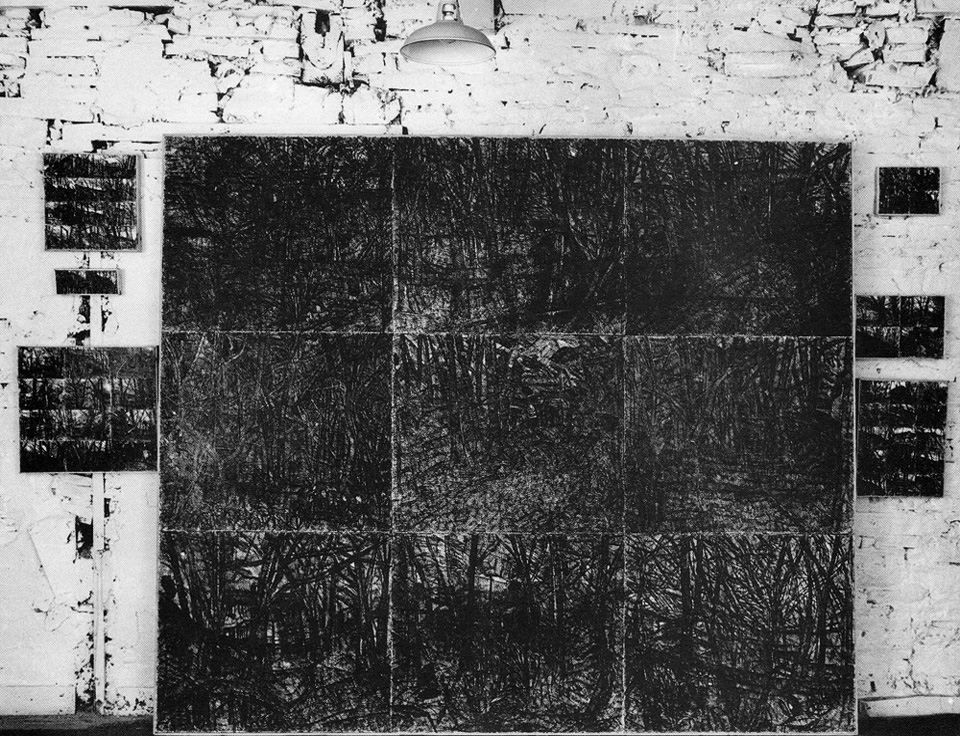 John Virtue: Works 1985-1986