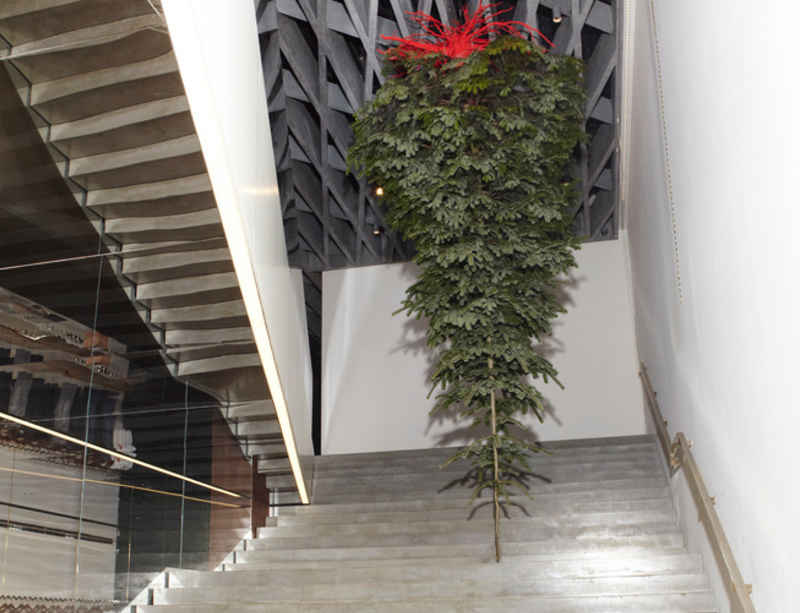Shirazeh Houshiary Christmas Tree