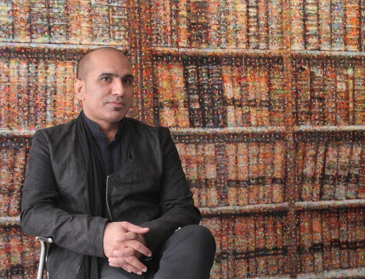 Rashid Rana to represent Pakistan at Venice Biennale