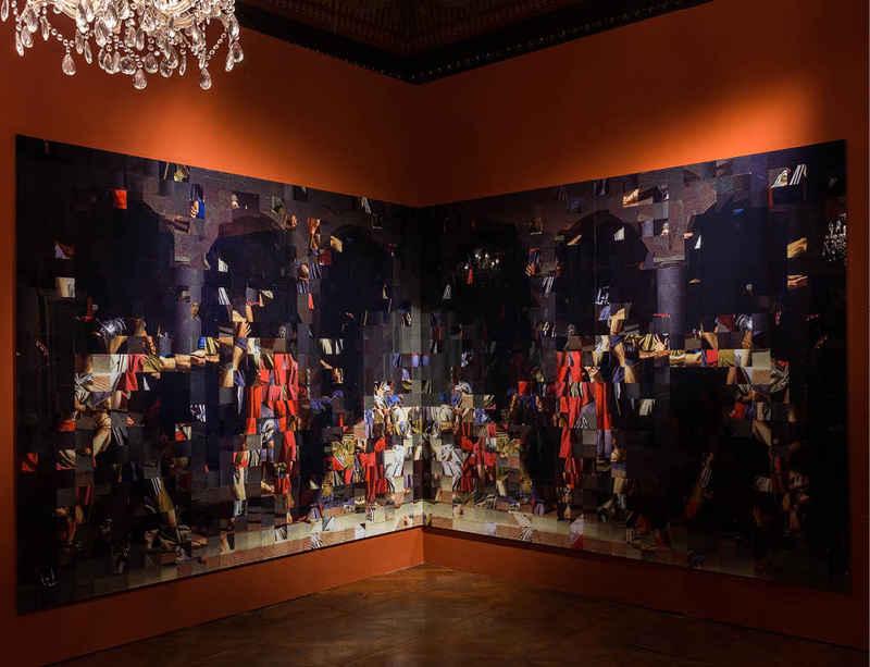 Venice Biennale: 'Rashid Rana', My East is Your West