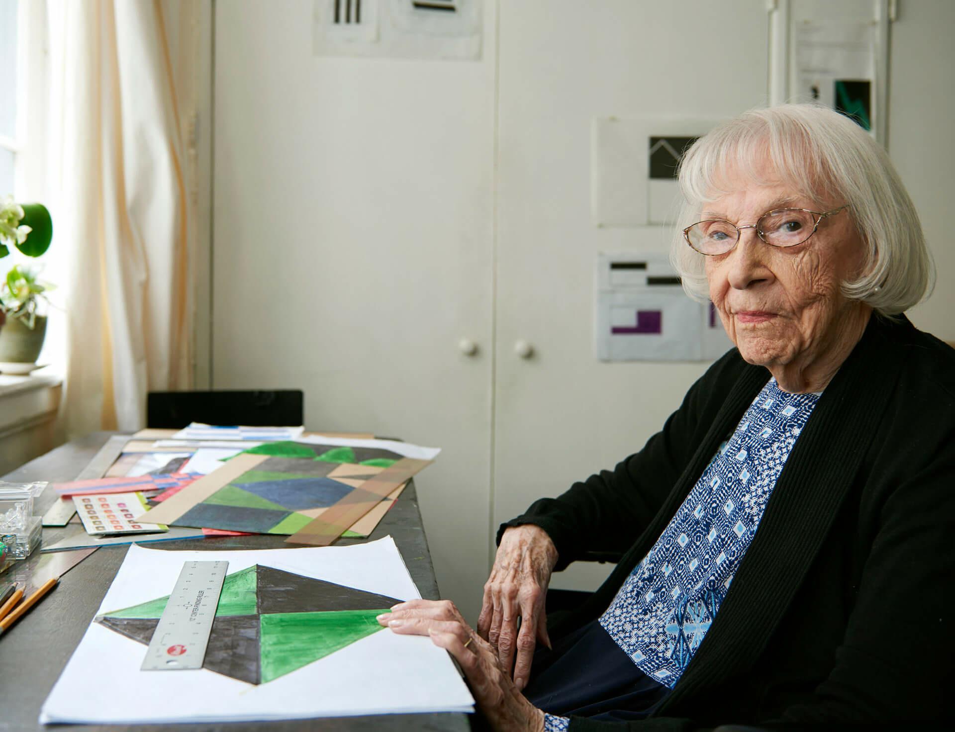 Carmen Herrera: 100 years