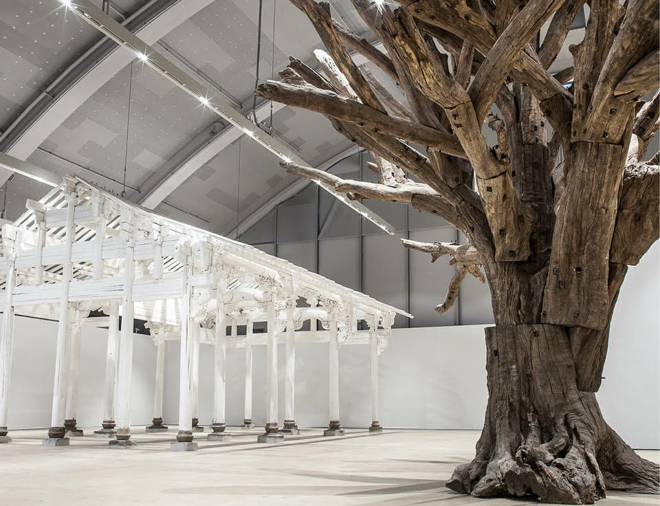 Helsinki Art Museum re-opens with Ai Weiwei