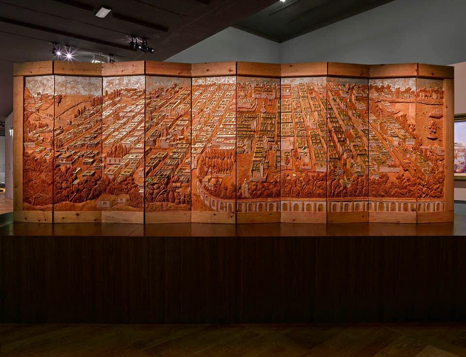 'Une brève histoire de l'avenir' at the Louvre